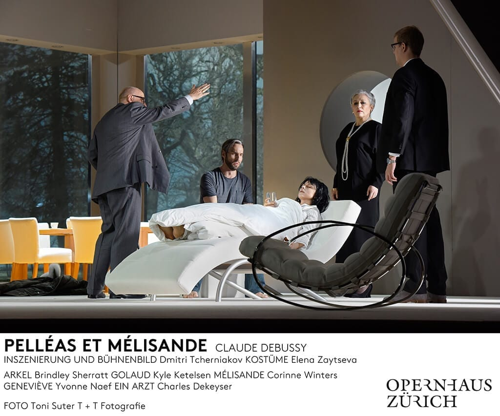 pelleas et melisande dessay review Pelléas et mélisande - barbican, 19 april 2011 pelléas et mélisande is  undoubtedly a tough opera to pull off, but a french orchestra and mostly.