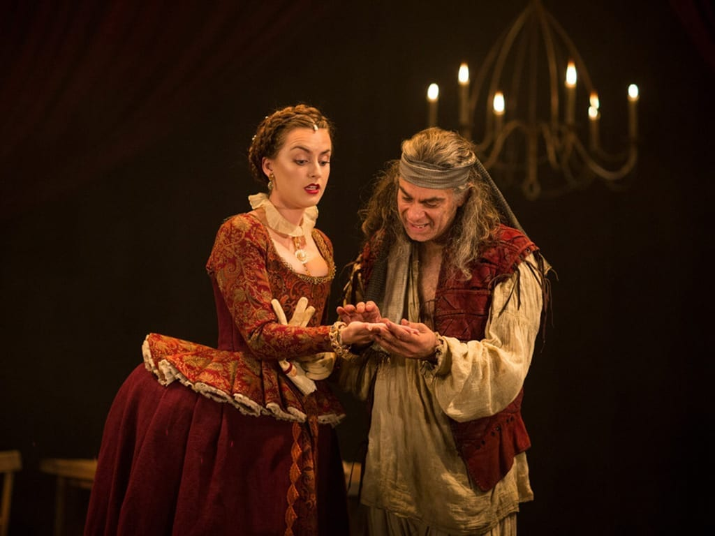 a comprehensive review of the alchemist a play by ben jonson Stratford-upon-avon gets back to business with ben jonson's potent black comedy, the alchemist, which opens in the royal shakespeare company's swan theatre next month.