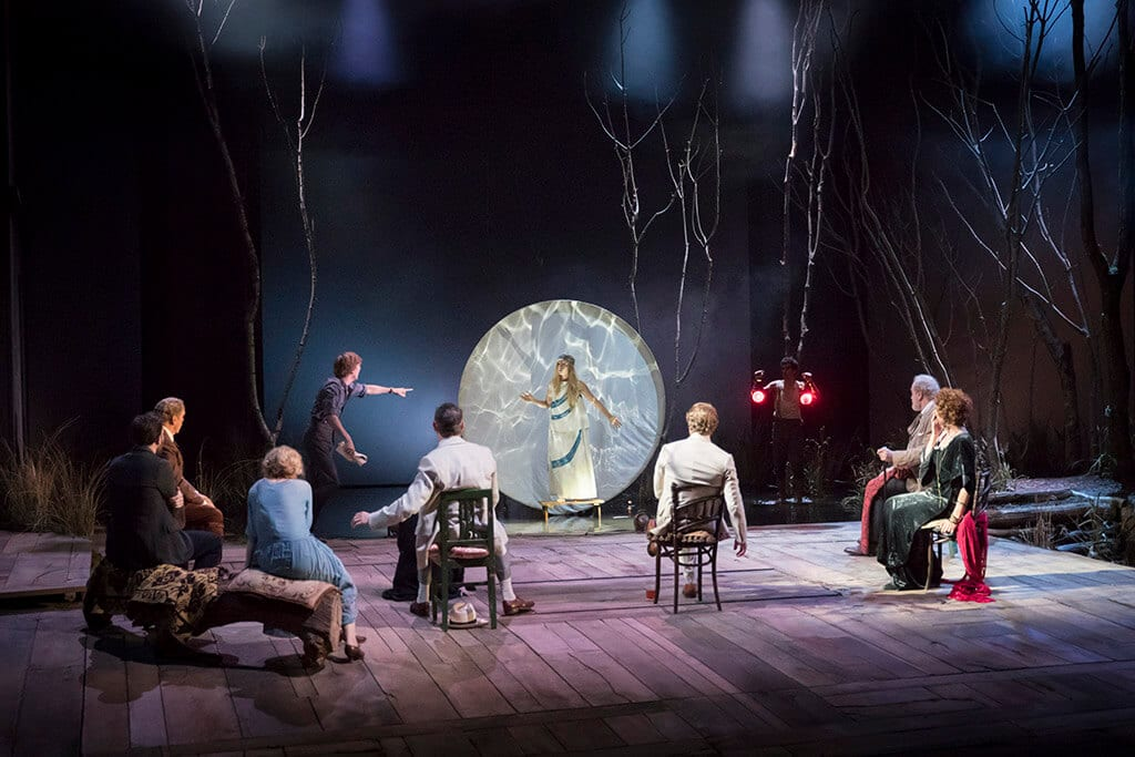 a summary of chekhovs play the seagull Has written a brilliant new translation of this play that established chekhov  one of the first productions of the moscow art theatre, the plot deals with a.