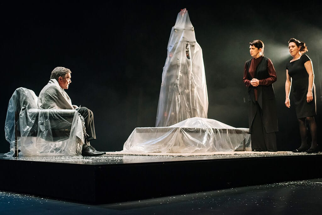 """does the play the winter's tale Director desdemona chiang will present the winter's tale from an asian and  asian-american perspective, setting it in  """"a compelling romantic drama."""