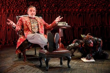 The Screwtape Letters Photo Joan Marcus 03