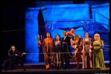 La Cenertola Israeli Opera