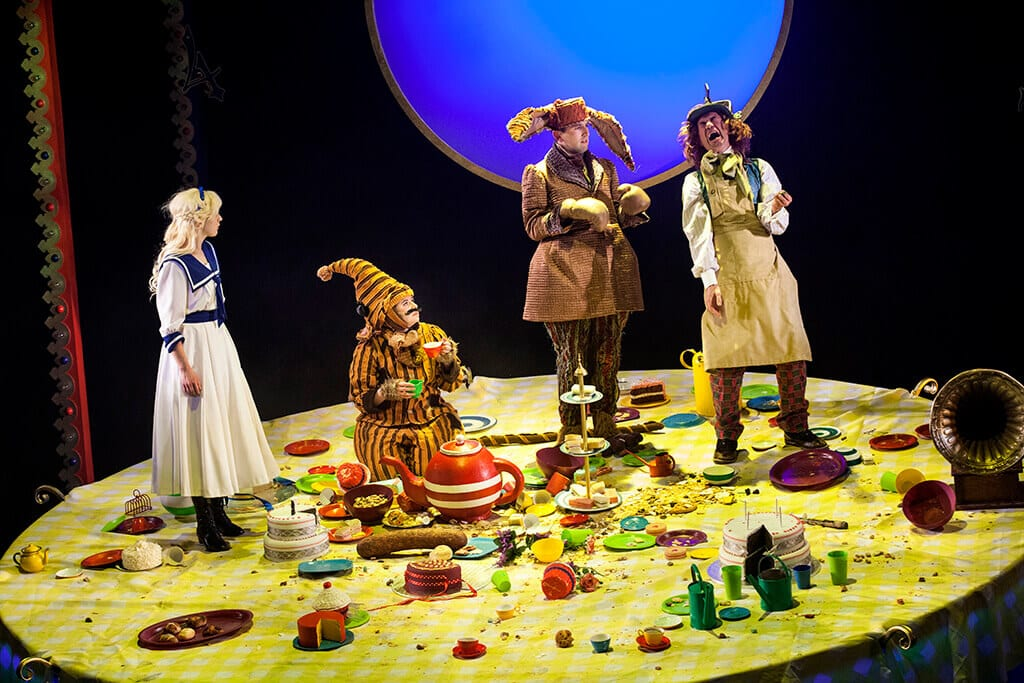 Alice's Adventures in Wonderland  Plays To See