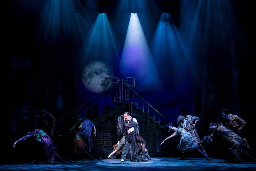 Uk Addams Family Musical Tour Reviews